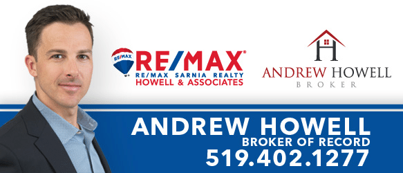 Andrew Howell – ReMax Sarnia Realty – Howell & Associates  Logo